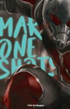 →marvel's one shots← by NinaHoran030