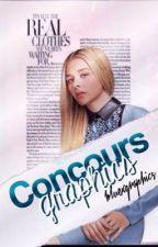 concours de graphics » closed by bluexgraphics