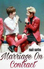 ❋Marriage On Contract❋ ¦ N. S ¦ - AU - [A.B.O]  by 2jaeinlove