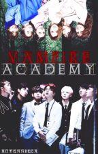Vampire Academy •BTS• {Pausada} by oohali