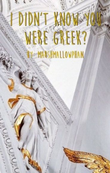 I Didn't Know You Were Greek? [Discontinued]