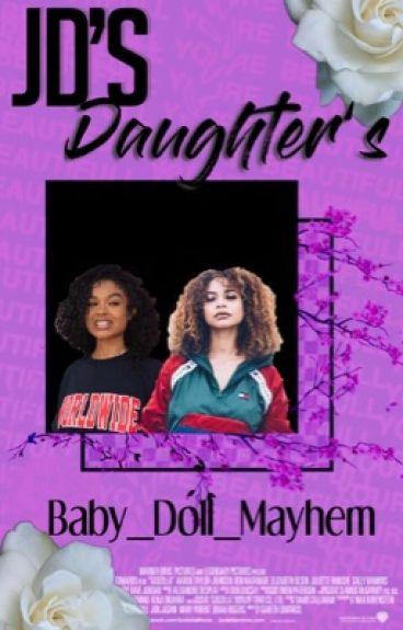 JDs Daughters [The Rap Game]  #Wattys2016