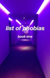 List of Phobias by AnxietyModified