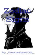 zodiac signs by _Pikalevi_