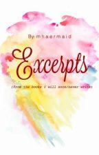Excerpts  by mhaermaid