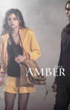 amber. ↠ draco malfoy by wolfsbxne