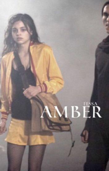 amber. ↠ draco malfoy