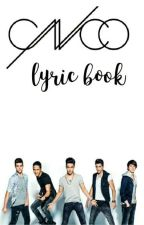 CNCO Lyric Book by ZabdielDeJesus