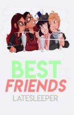 Best Friends by latesleeper