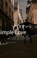 SIMPLE LOVE YOONMIN by Syugarain19