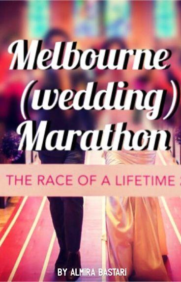 Melbourne (Wedding) Marathon [Proses Penerbitan]