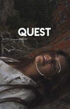 Quest • Adam Banks by jugheadallen