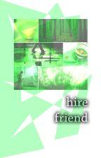 Hire Friend (SEVENTEEN) by Soora-Park
