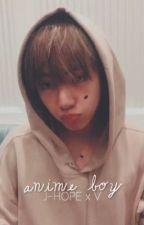 anime boy ➸ vhope  by TY_JK39