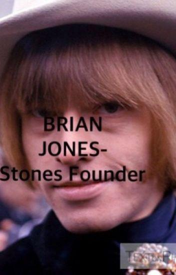 Brian Jones-Rolling Stones Founder