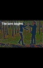 Tyler brown: // the love begins//  by ShawnieOhara