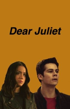 Dear Juliet | S. Stilinski  by agent_stark