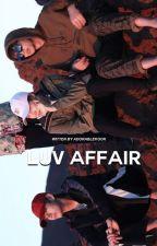 luv affair » bts by yoongi-x
