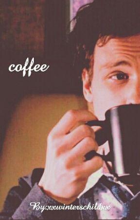 Coffee // Dr. Spencer Reid  by xxwinterschildxx