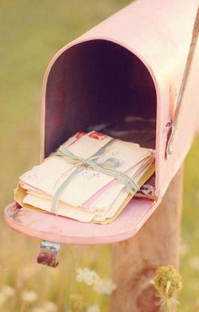Letters to my best friend by zoe_190