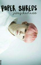 Paper Shreds || SoonHoon by jeongcheolness