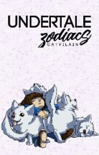 undertale » zodiacs by saenivver