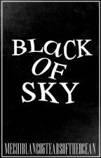 Black Of Sky by MechiBlanco