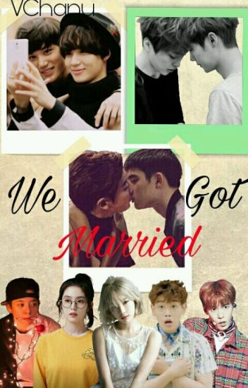 🛇We Got Married ~yaoi~🛇
