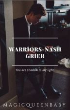 Warriors-Nash Grier by MagicQueenBaby