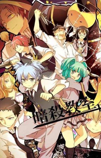 Chuyến đi thú vị (assassination classroom Karma x Nagisa X Asano)