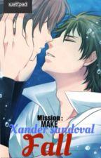 Mission:Make Xander Sandoval Fall(soon) by KIMONOKUN