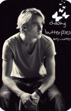 Chasing Butterflies {A Draco Malfoy Love Story} by arty_writes