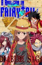 A Railgun In Fairy Tail: The Diablo Saga, Book 6,  Infamy by MisakaLovesYou