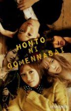 Honto Ni, Gomennasai by AgoRider