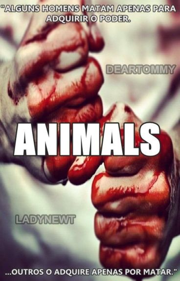 Animals | Newtmas #Wattys2016