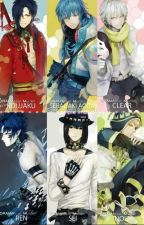 Dramatical Murder x Readers by TheNobodyofaSOLDIER