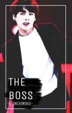 The Boss-Jungkook- by -ChimChiminie-