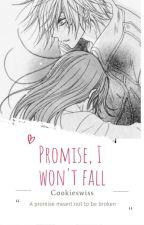 Promise, I won't fall. by Swissssss