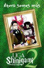 Liga Shinigami 2 by VirtualZafiro