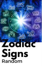 Zodiac Signs by erika2144