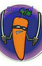 Stories of ninja carrots by chien_orange44