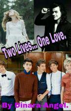 Две Жизни... Одна Любовь.(One Direction, Harry Styles) by Dinara-Angel