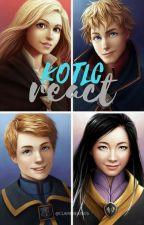 KOTLC React by clairebear505