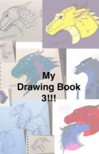 My art book 3 by MoonWolfMoon