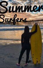 Summer Surfers (startad 9/7) by linnnea