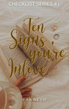 10 signs that you're in love  by ImYourDreamLady