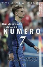 Numéro 7 ( Antoine Griezmann ) by Zola-Clairine