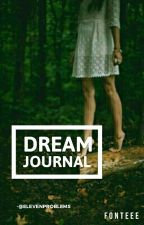 ✽ Dream Journal ✽ - Mendes. by elevenproblems