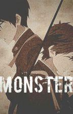 MONSTER † Makoharu † by Jin_Oh