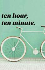 ten hour ten minute; hoshi ✔ by chuttababy